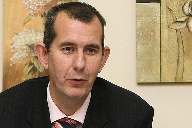Court hears today that Health Minister Edwin Poots displayed prejudice in maintaining a lifetime ban on homosexual men giving blood in Northern Ireland