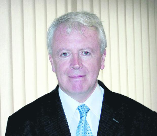 Auditor General Kieran Donnelly