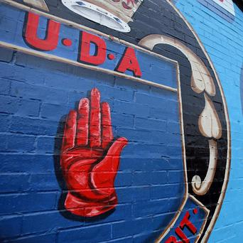 Gerard Slane, a Catholic father-of-three, was shot dead by a UDA gang acting on information provided by Brian Nelson