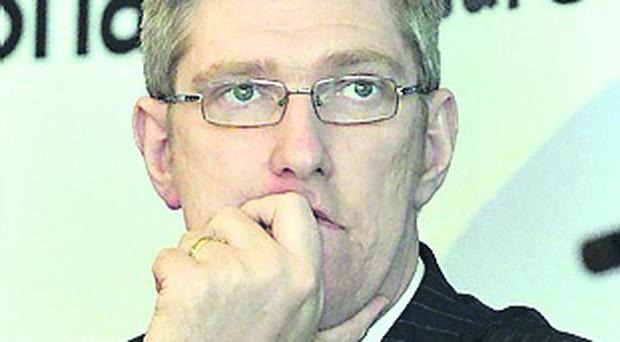 The schools funding shake-up proposed by Sinn Fein's Education Minister John O'Dowd has been opposed by two councils dominated by his own party.