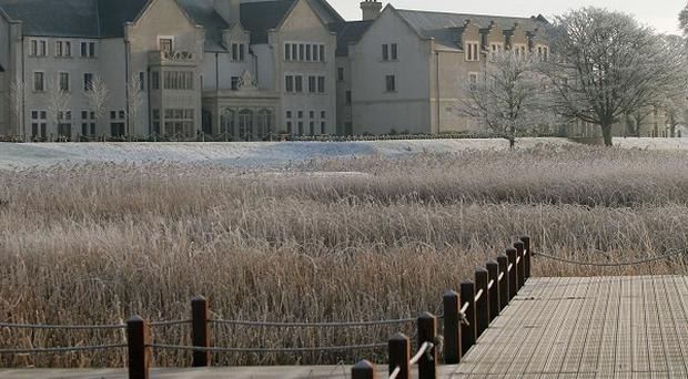 The Lough Erne resort will be the venue for next June's G8 summit