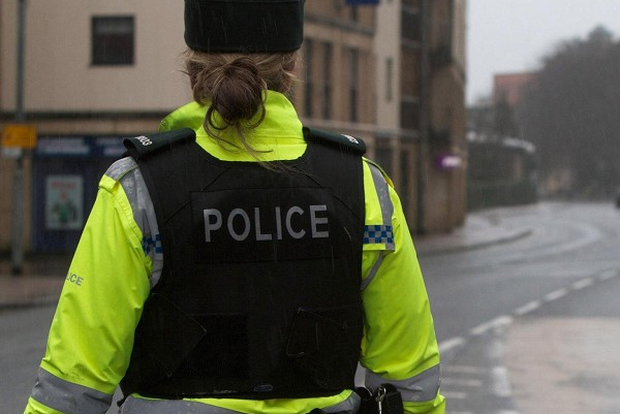 An armed gang stole a large quantity of jewellery during the robbery in south Belfast