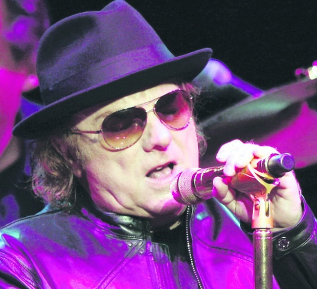Van Morrison will play Dunluce Castle this June
