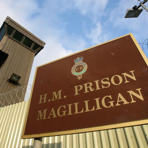Magilligan prison in Co Londonderry will be redeveloped as part of a plan to improve Northern Ireland's prisons estate