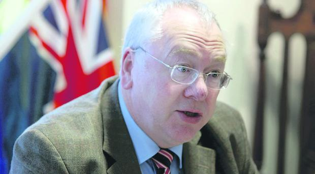 Orange Order Grand Chaplain Mervyn Gibson has said the Unionist Forum is not functioning properly