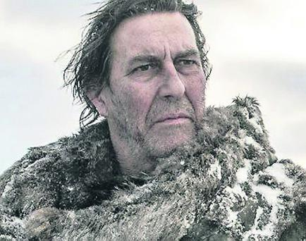 HBO Game of Thrones Season Three 3. Ciaran Hinds as Mance Rayder