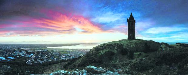 Scrabo Tower Newtownards