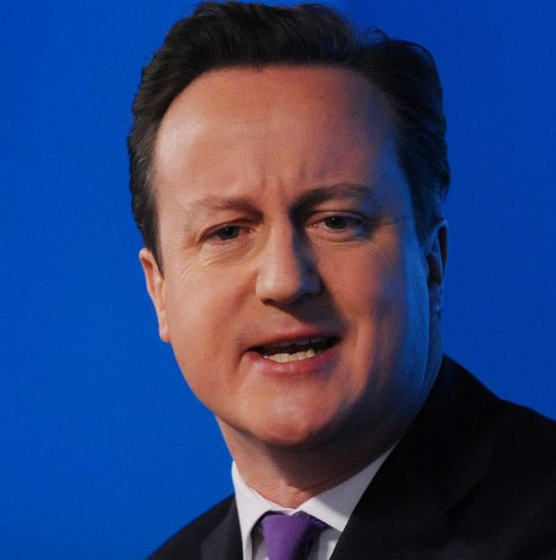 The CBI has called on David Cameron to grant Northern Ireland ministers powers to lower corporation tax
