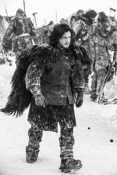 Kit Harrington as Jon Snow