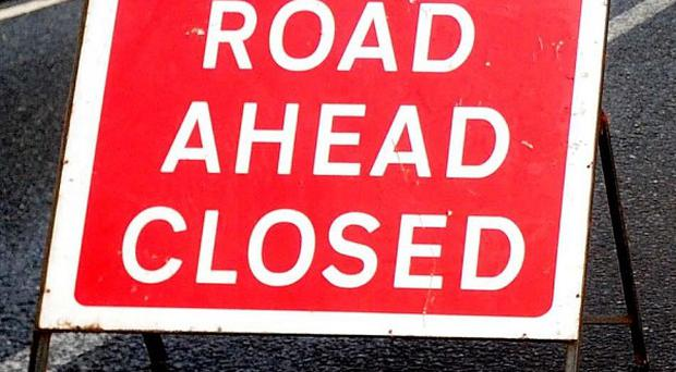 Donaghadee Road in Bangor, CO down, remains closed following a fatal collision