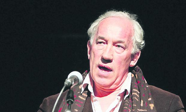 Actor Simon Callow