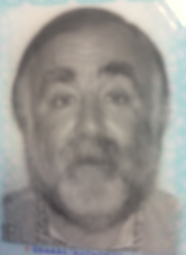 Maurice Rubens (68) was last seen in March