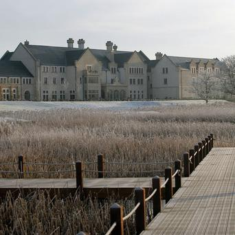 The luxury Lough Erne golf resort in Co Fermanagh will be the location of June's meeting of world leaders