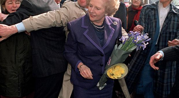 The death of former Conservative prime minister Margaret Thatcher has divided opinion across Northern Ireland