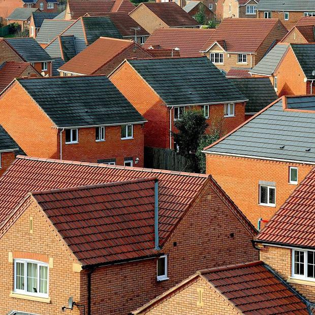 Houses prices in Northern Ireland have started to rise again after almost six years of falling, figures suggest