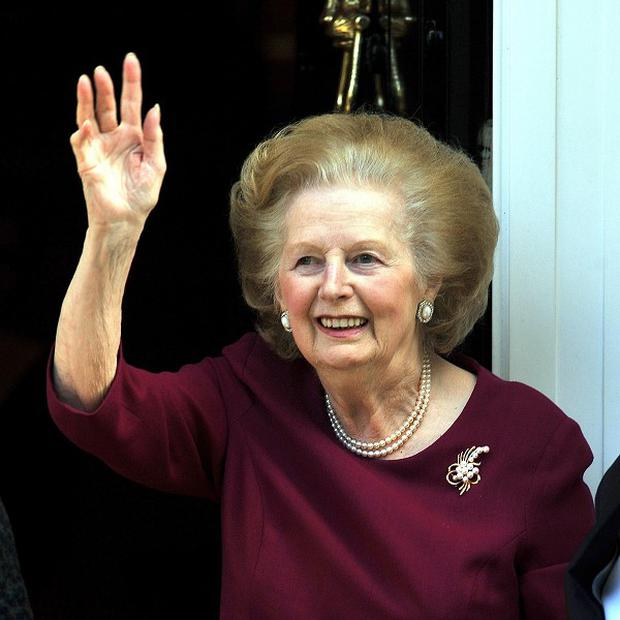 Martin McGuinness has called on people not to celebrate the death of Baroness Thatcher