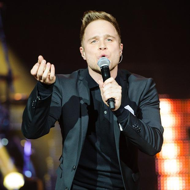 Olly Murs will be appearing at the Big Weekend event