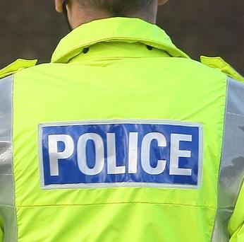 One man escaped with cuts and bruises after his car was hi-jacked in Carrickfergus on Saturday