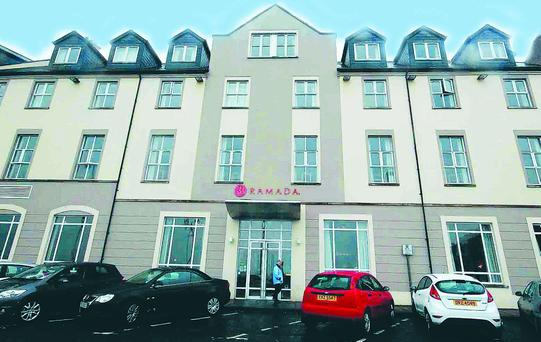 The Ramada Hotel in Portrush
