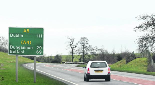 The A5 upgrade was to be the largest scheme of its type here