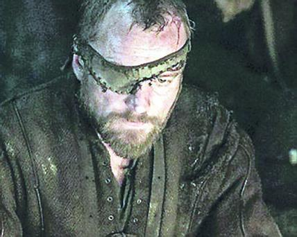 HBO Game of Thrones Season Three 3 Release of new images Richard Dormer as Beric Dondarrion ñ Photo Helen Sloan/HBO