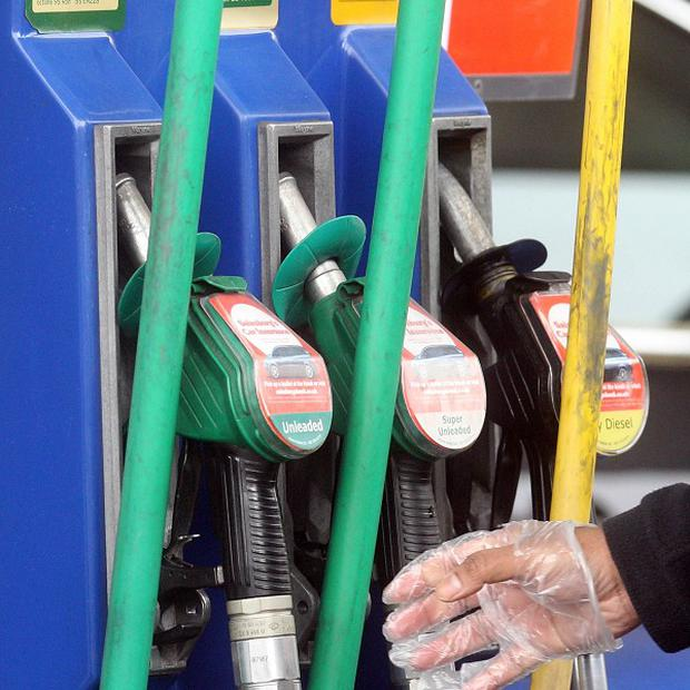 Filling up at the pumps could get cheaper in the next few weeks, the AA believes