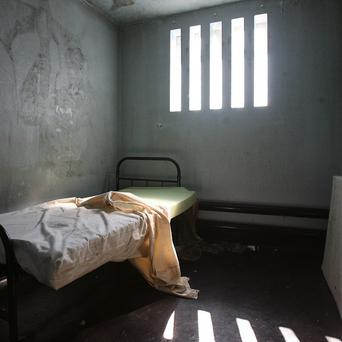 Several unionist politicians have called for Maze cells which housed hunger strikers to be flattened
