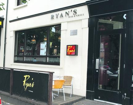 Ryan's Bar and Grill, Lisburn Road
