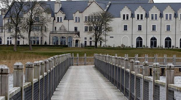 Lough Erne Resort is hosting the G8 summit in June