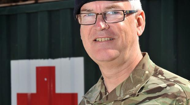 Colonel Alan Black says he is proud of the unit's effort during the three-month stint in Afghanistan