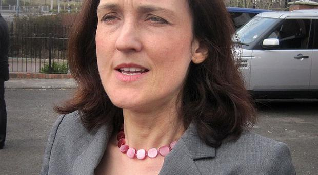Northern Ireland Secretary Theresa Villiers has hinted at more funding to boost Northern Ireland's economy