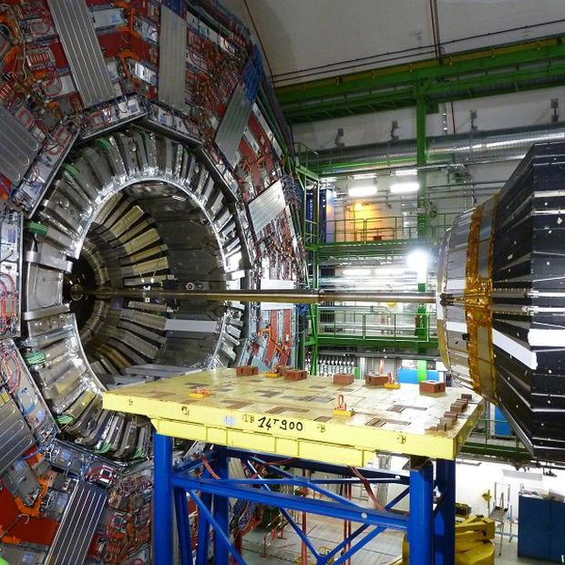 A full-size replica of the Large Hadron Collider is to go on show in Belfast
