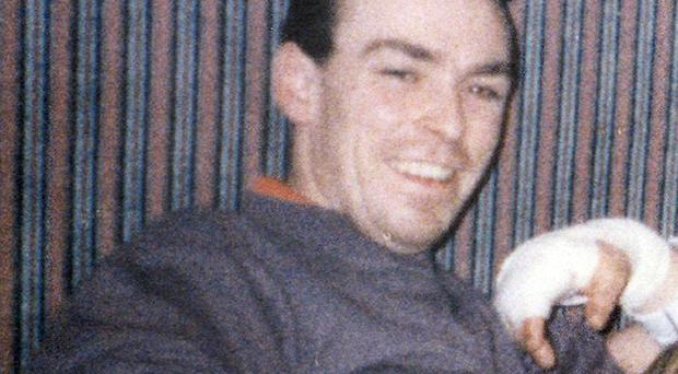 Charlie Strain was found dead in his flat in Carrickfergus, Co Antrim in 1998 (PSNI/PA)