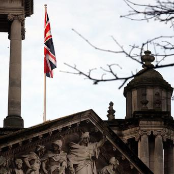 More than 200 people have been detained since December when the row over flying the Union flag at Belfast City Hall first erupted