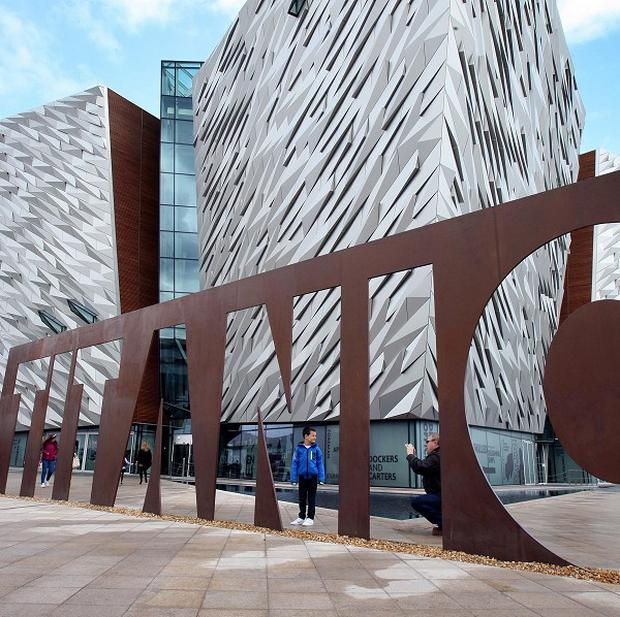 The Titanic visitor centre has been established as part of the rehabilitation of the doomed liner's legacy