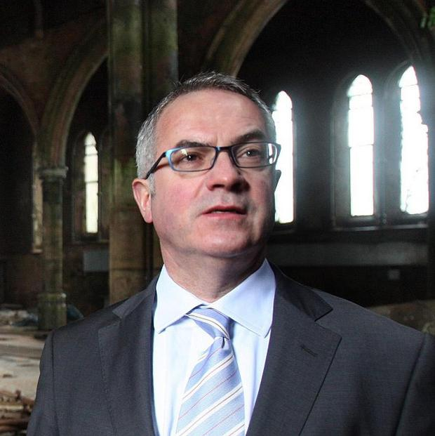Alex Attwood said the new campus will become 'a model for education for the future'