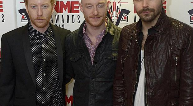Biffy Clyro is one of the acts performing at Radio 1's Big Weekend in Londonderry