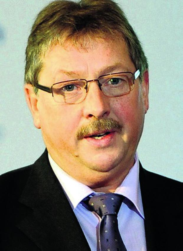 Stormont Finance Minister Sammy Wilson