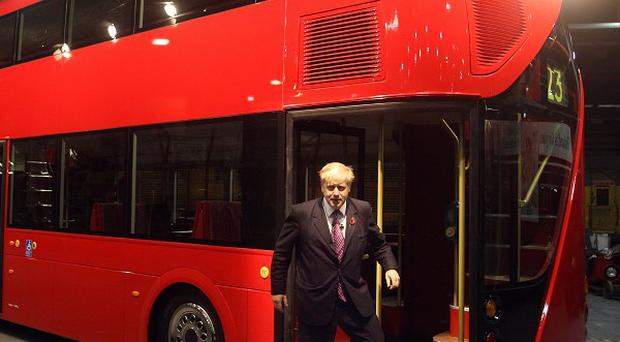 Boris Johnson described the Wrightbus as 'an ascetic masterpiece, a wonder of British design'