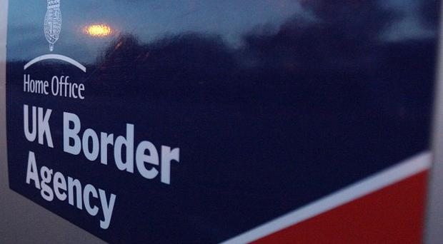 An immigration crackdown in Co Fermanagh and Belfast has led to eight people being arrested