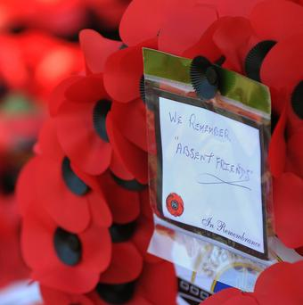 Former police officer denied entry to a Belfast bar for wearing a poppy 'suffered discrimination'