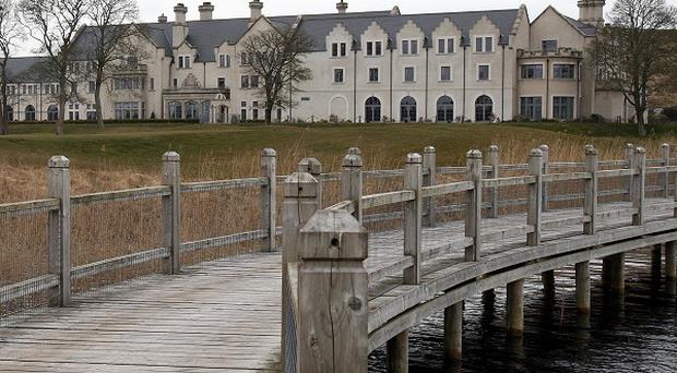 Next month's G8 summit will be held at the Lough Erne Hotel and Golf Resort on the outskirts of Enniskillen
