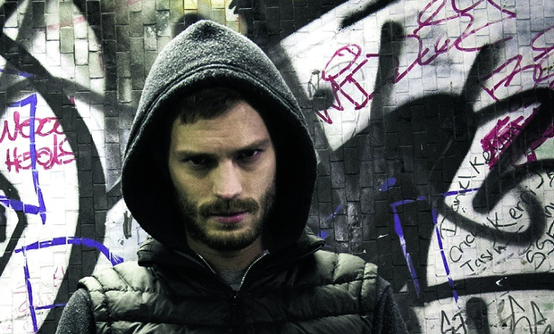 The Fall, BBC2's gritty new thriller, is set in Belfast and stars Jamie Dornan and Gillian Anderson