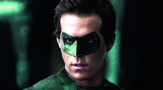 Ryan Reynolds - as Green Lantern
