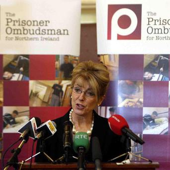 Prisoner Ombudsman Pauline McCabe steps down from the role later this month
