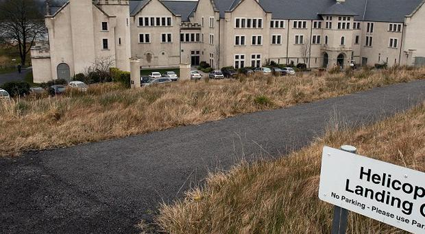 The G8 summit will be held at the Lough Erne hotel and golf resort in Co Fermanagh