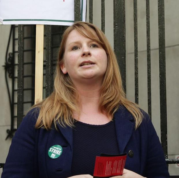 NUJ general secretary Michelle Stanistreet said threats against journalists undermine democracy