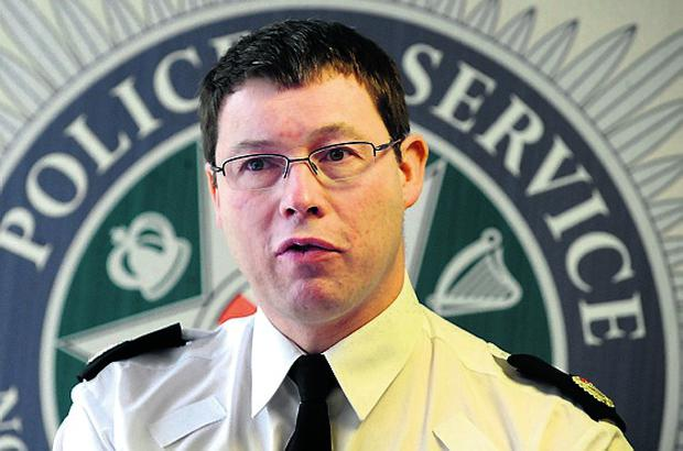 PSNI Assistant Chief Constable Alistair Finlay