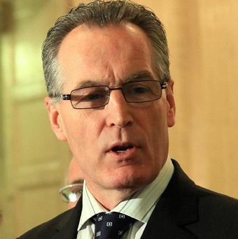 Gerry Kelly said the G8 policing operation is likely to cost about 50 million pounds
