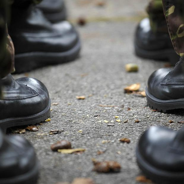 Territorial Army soldiers are to be granted the Freedom of Castlereagh